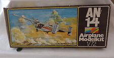 Plasticart Modellbaukasten - Airplane Modelkit -  AN / 14   OVP -  Maßstab 1: 72