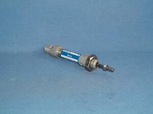 Festo DSN-10-10-P Pneumatic Cylinder Single Rod Double Acting, Tested - tight