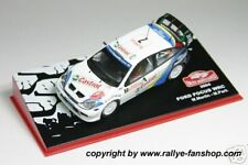 1:43 Ford Focus WRC Martin Rallye Monte Carlo 2004