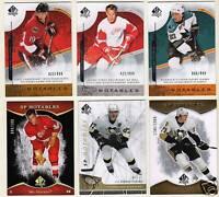 07-08 SP Authentic Evgeni Malkin /1999 Notables Penguins 2007