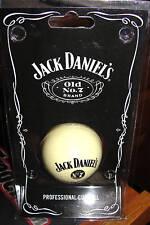 """JACK DANIELS PROFESSIONAL BILLIARD CUE BALL 2""""1/4"""