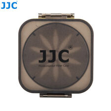 Jjc Moistureproof Filter Case Storage with 37mm 46mm 49mm 52/55mm O-ring Gaskets