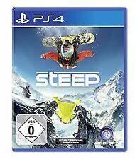 Steep [PlayStation 4] von Ubisoft | Game | Zustand sehr gut