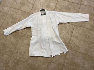 Tatami Fightwear Gi Kimono Size A2L White BJJ Brazilian Jiu JitsuW/ Belt