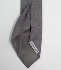 New E. Marinella Napoli 7 Fold Tie Hand-made in Italy of Finest 100% Cashmere