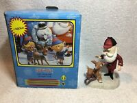 Enesco Rudolph & The Island Of Misfit Toys 725064 Rudolph Santa