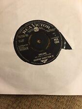 """George Hamilton IV - Abilene / Oh So Many Years - 7"""" Vinyl RCA VICTOR 1353"""