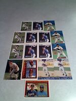 *****Jon Shave*****  Lot of 50 cards.....12 DIFFERENT