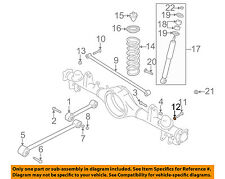 GM OEM Front Suspension-Control Arm Washer 9439514