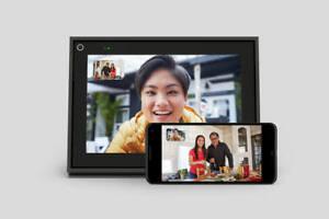 "Facebook Portal Mini Smart Video Calling 8"" Display w/Alexa - Black - Fast Ship!"