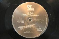 Ja Rule- The Last Temptation Vinyl Record