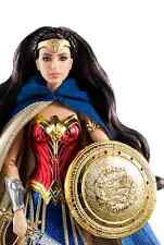 Gold Label  Justice League Wonder Woman Amazon Princess Articulated Barbie Doll