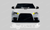 """JDM Decal windshield Banner for any JDM car Size 23"""" 26"""" 30"""""""