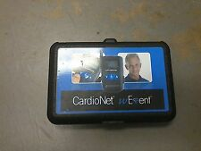 CardioNet wEvent Mobile Heart Monitor and Sensor