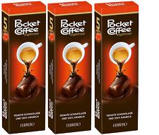 Ferrero Pocket Coffee Espresso 3 pack of 5 pieces Stocking filler  UK stock