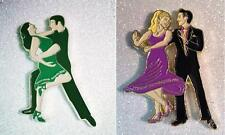 """Duo Dance Gifts / Magnets, """"Salsa Verde"""" in Green and """"Steppin' Out"""" in Purple"""