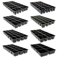 (10 Pack) Traditional Inserts for 1020 Trays Seed Starter Vegetable Tomato Herb