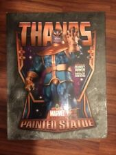**THANOS** the Mad Titan: Avengers Bowen Designs statue Marvel 2005 - Brand New