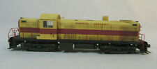 HO Scale Life-Like Diesel Locomotive - Roberval Saguenay - weathered