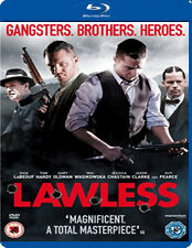 LAWLESS  - BLU-RAY - REGION B UK