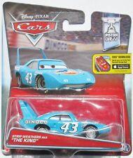 CARS - KING (IL RE) - Mattel Disney Pixar