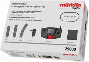 Marklin 29000 HO Scale A Digital Start 110 Volts USA Complete Start Set NIB