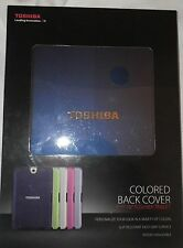 Toshiba Thrive Colored Back Cover for 10-Inch Tablet - Blue Moon (PA3966U-1EAD)