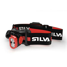 Silva Headlamp Trail Speed Black Red Led Stirnlampe Kopflampe Lauflampe