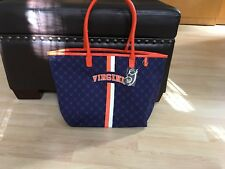 Purse Zipper Pull Jacket Virginia Cavaliers U Can Zip It Gym Bag Luggage NEW