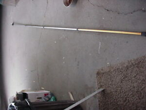 12 FT CALLAWAY GOLF BALL RETRIEVER 4 SECTIONS COLLAPSES TO 45 INCHES   LS 60
