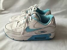 Nike Air Max white and Blue Size UK 5 EUR 38