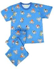 Gorilla Circus Printed Pajama Set Boys Toddlers / Kids Sleepwear, XL (6-8 y/o)