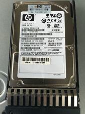 "LOT 10X HP 146GB 10K SAS 2.5"" SFF HARD DRIVE 430165-003 PROLIANT G7 G6 G5"