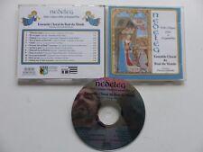 EMBLE CHORAL DU BOUT DU MONDE Nedeleg Noels celtiques CHR. DESBORDES  CD Album