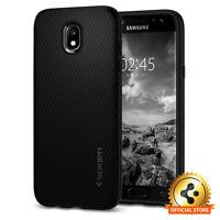 Spigen® Samsung Galaxy J5 (2017) [Liquid Air Armor] Black Slim TPU Case Cover