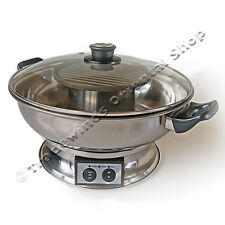 ELECTRIC HOTPOT WITH BBQ GRILL