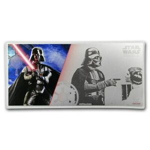 Niue-  2018 - Silver $1 Note Star Wars A New Hope- Darth Vader