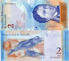 Venezuela 2 Bolivars 2007 - UNC