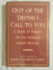 Out of the Depths I Call to You: A Book of Prayers for the Married Jewish Woman