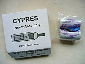 Battery For Shutter Parachute Cypress - AIRTEC