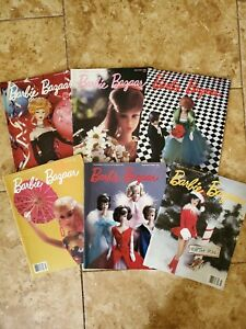 Barbie Bazaar 1990 All 6 Issues