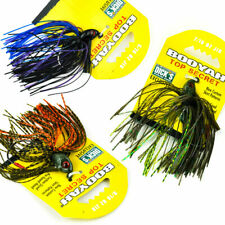 BOOYAH BAIT CO Top Secret Jig Silent Weedless Lure 5/16oz 7/16oz 9/16oz - PICK