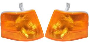 BLUE BIRD VISION SCHOOL BUS 2004-2014 CORNER TURN SIGNAL LAMPS LIGHTS