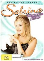 Sabrina The Teenage Witch - The Complete Second Season DVD