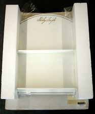 2002 Danbury Mint Shirley Temple Movie Memories Display Shelf - MINT - NRFB