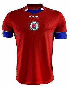 Haiti Soccer Jersey - Replica/Fans
