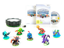 (BD) Wii Spiel - Skylanders - SPYROS ADVENTURE - Starter-Pack 'DELUXE' DEUTSCH