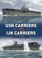 WW2 USN Carriers vs IJN Carriers The Pacific 1942 Duel 6 Osprey Reference Book