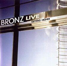 BRONZ - LIVE - Getting Higher - CD - Neu / OVP