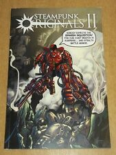 STEAMPUNK ORIGINALS II ARCANA VARIOUS AUTHORS MIKE SCHNEIDER < 9781771351676